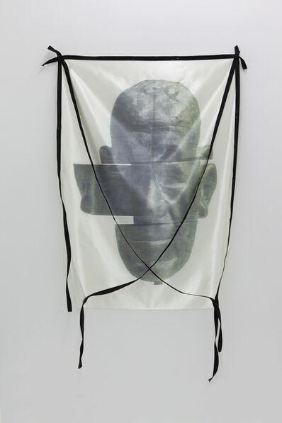 Yorgos Sapountzis, 'Nacktes Erbe: Porträt Oskar Kokoschka II', 2017