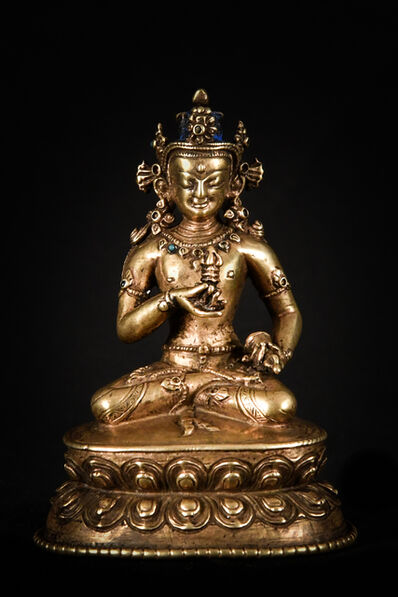 Tibetan, 'Vajrasattva 金刚萨埵', 13th century