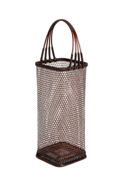Tanabe Chikuunsai II, 'Flower Basket', 1910-2000