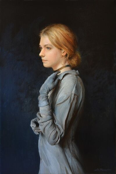 Serge Marshennikov, 'Girl in Gloves', 2019