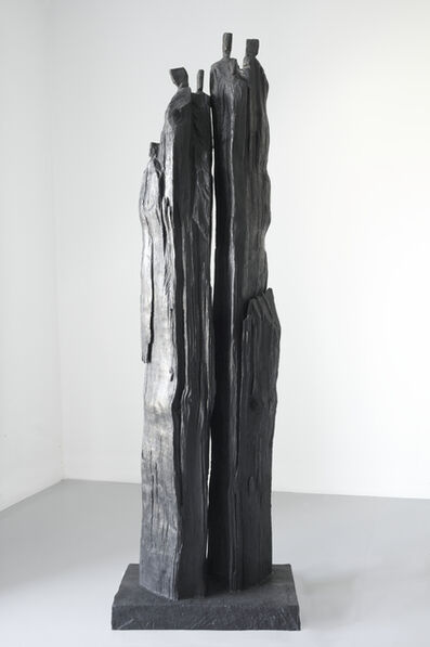 Christian Lapie, 'Au bord du temps', 2012