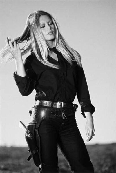 Terry O'Neill, 'Brigitte Bardot Hands On Hips', 1971