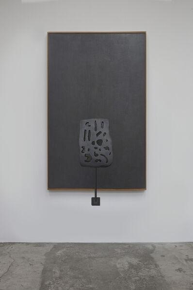 Gala Porras-Kim, 'Mesoamerican Negative Space 3', 2018