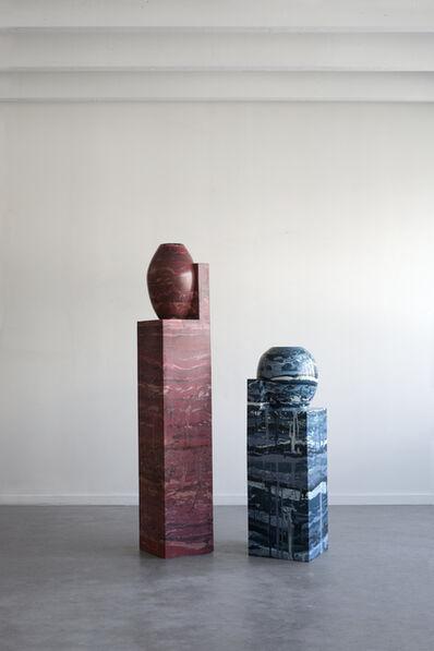 Hilda Hellstrom, 'The Inside II (Blue)', 2019