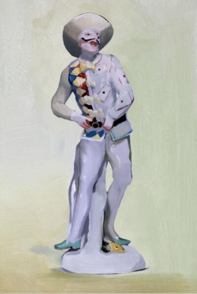 Nick Farhi, 'Ivory Harlequin', 2019