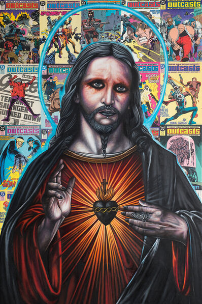 Michael LaBua, 'Outcasts (Jesus)', 2016