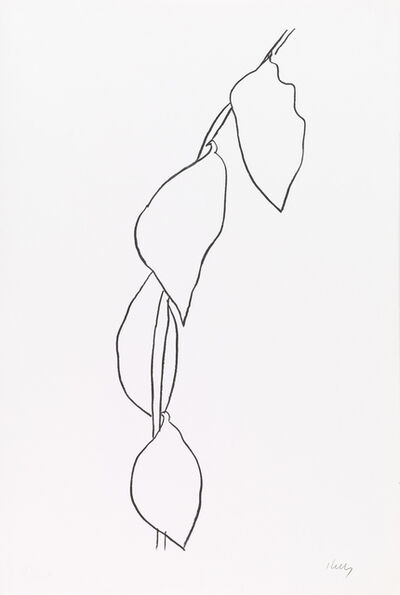 Ellsworth Kelly, 'Lemon Branch', 1965-1966