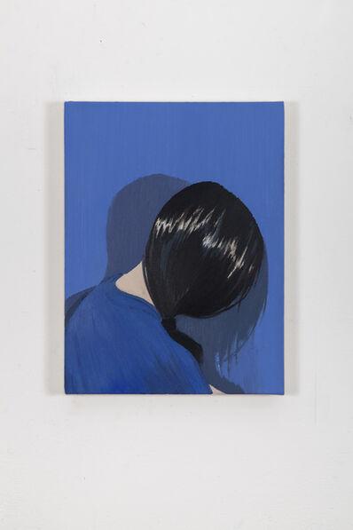 Andrea Carpita, 'Untitled-blue', 2021