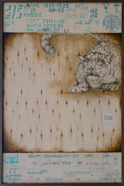 Joseph Rossano, 'SNOW LEOPARD', 2020