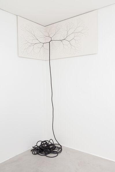 Janaina Mello Landini, 'Ciclotrama 43 (impregnation)', 2016
