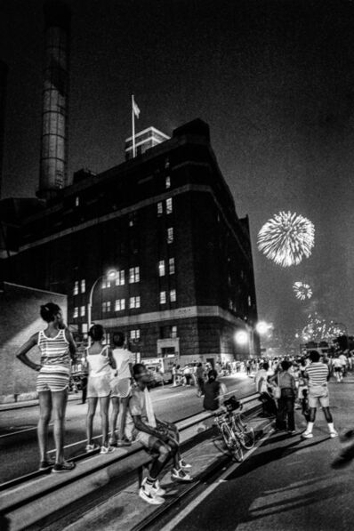 Ken Schles, '4th of July (Independence Day)', 1984
