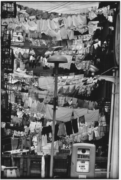 Elliott Erwitt, 'Hoboken, New Jersey', 1954