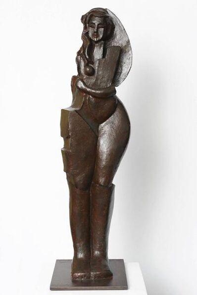 Mariko, 'Cubic Lady Sculpture', 2013