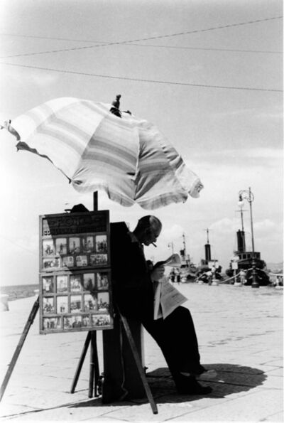 Fred Maroon, 'Photographer, Trieste, Italy', 1951