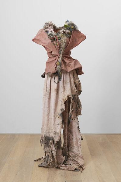 Paulina Olowska, 'Corpse Bride', 2019