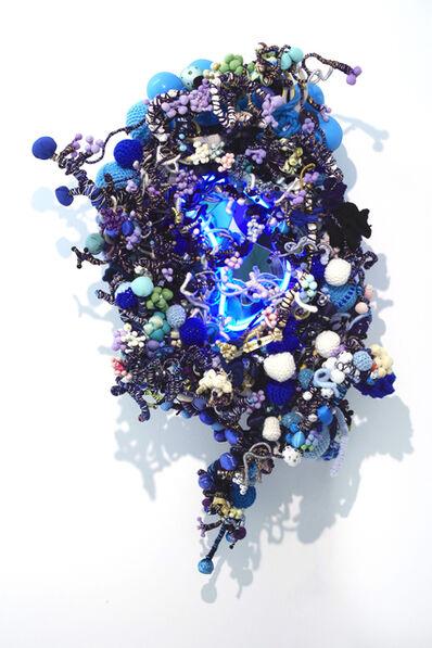 Hiromi Tango, 'Fear (Blue)', 2016