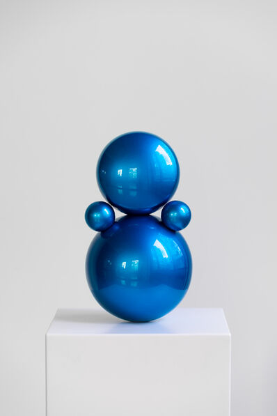 Gregory Orekhov, 'Agatha in Blue ', 2019