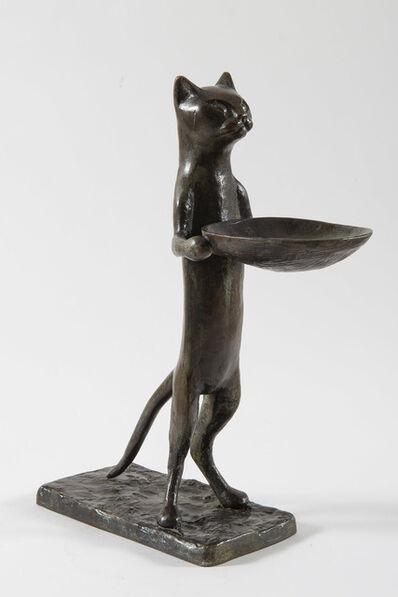 Diego Giacometti, 'Chat maître d'hôtel', 1957