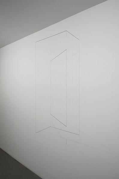 Jong Oh, 'Line Sculpture (cuboid) #13', 2018