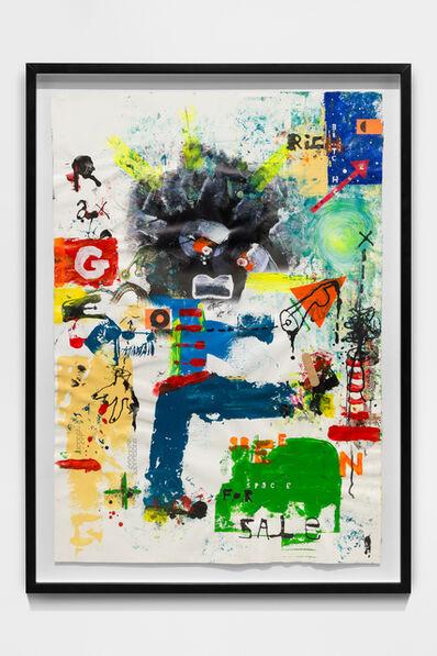 Carlos Guerreiro, 'Untitled #9', 2019