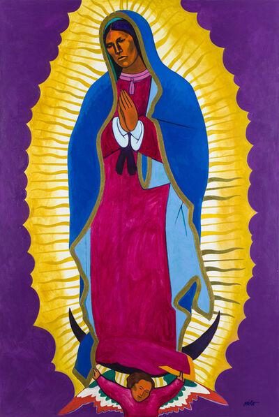 John Nieto, 'Virgin Guadalupe', 2016