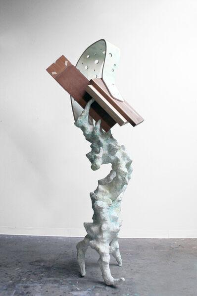 Austin Ballard, 'Oslo Blue with Flint Smoke and Sabal Palm', 2014