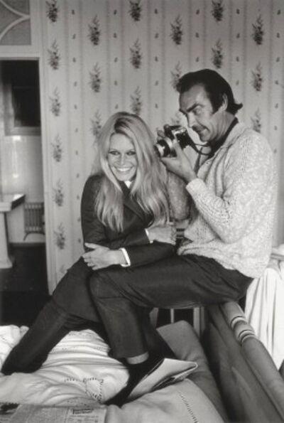 Terry O'Neill, 'Brigitte Bardot & Sean Connery', 1968