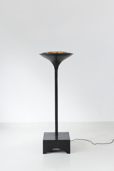 Tinatin Kilaberidze, 'Small Floor LAMP in Bronze by TINATIN KILABERIDZE', 2018
