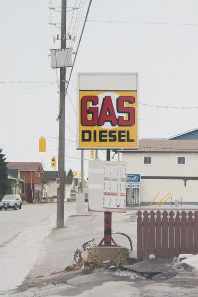 Mike Bayne, 'Gas', 2015
