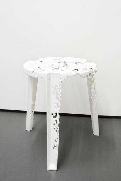 Robert Stadler, 'Rest in Peace #2 (table)', 2008