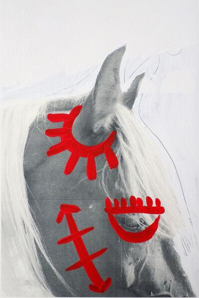 Giuseppe De Mattia, 'Decorations for War Horses', 2020