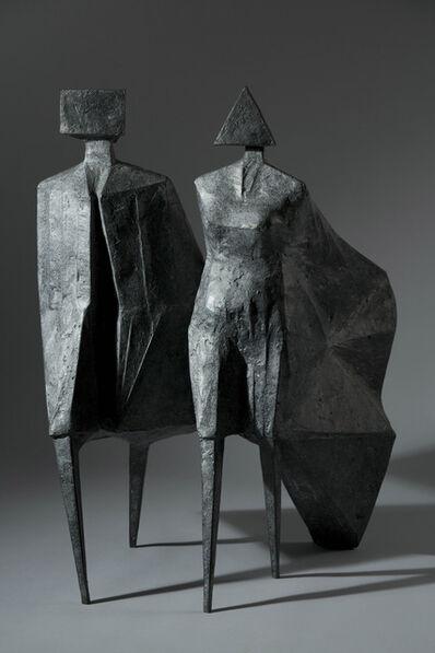 Lynn Chadwick, 'Maquette IV Jubilee III', 1987