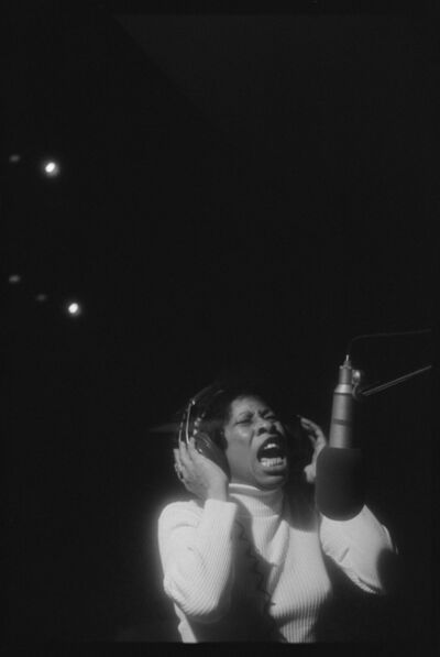 Ming Smith, 'Betty Carter', 1973