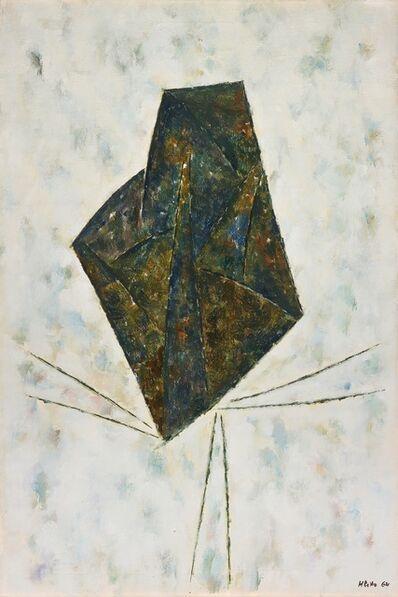 Alfredo Hlito, 'Forma y líneas', 1964