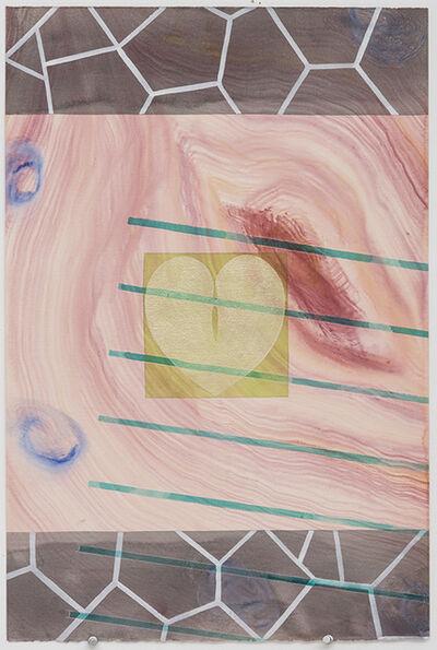 Billy Al Bengston, 'Honolulu Watercolor', 1994
