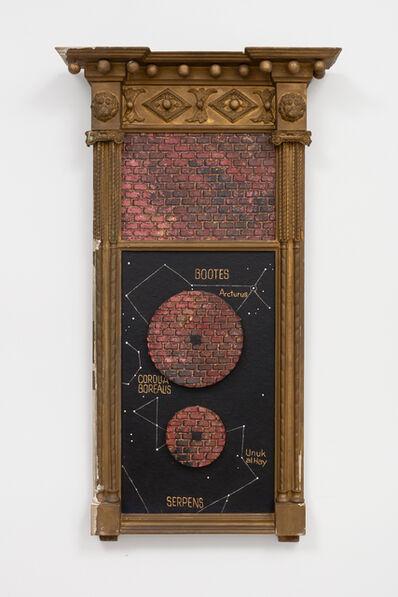 Martin Wong, 'Corolla Borealis', 1988