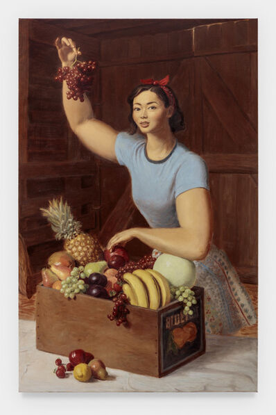 Jansson Stegner, 'Fruit Stand', 2020