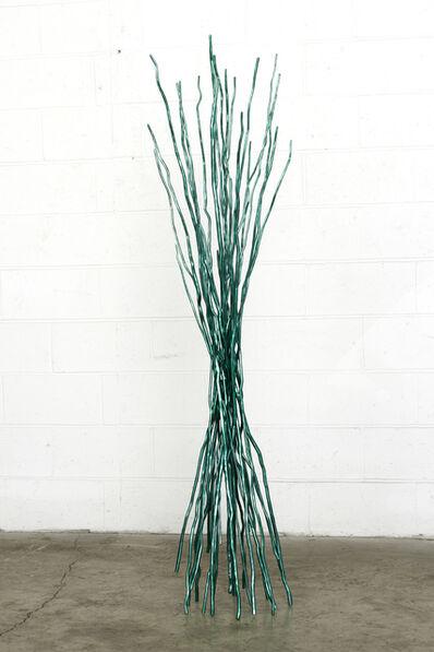 Shayne Dark, 'Interlace - Transparent Green', 2012