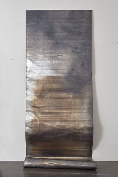 Maria Elisabetta Novello, 'Carta del cielo. Novembre', 2018