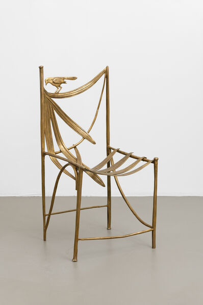 Claude Lalanne, 'Chaise Williamsburg', 1985