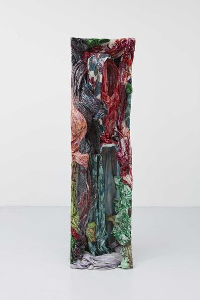 Kevin Beasley, 'Untitled (Standing Block 002.18)', 2018