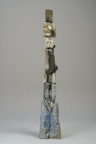 Stephen De Staebler, 'Segmented Figure Column II', 2008