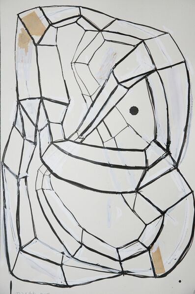 Deborah Zlotsky, 'Knot Drawing # 8 ', 2016