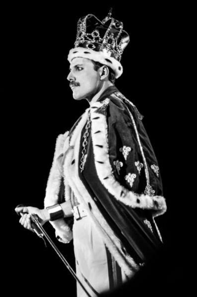 Lynn Goldsmith, 'Freddie Mercury, Queen (1986)', 1986