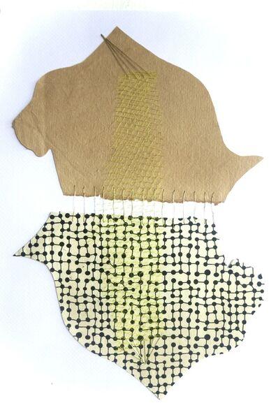Maliza Kiasuwa, 'Yellow Skin 2', 2021