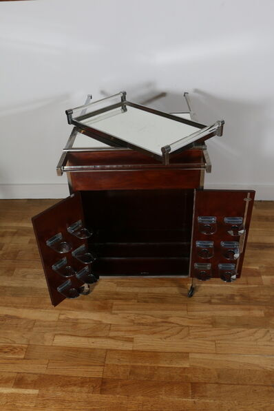 Jacques Adnet, 'Original bar cart, by Jacques Adnet', ca. 1935