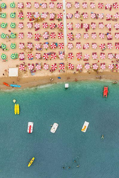 Bernhard Lang, 'Aerial Views, Adria 10', 2014