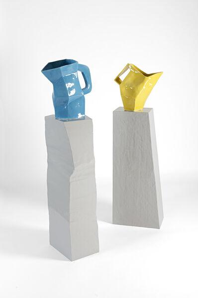 Aubry/Broquard, 'Blue Jug ', 2012