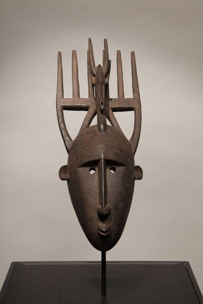 Unknown African, 'Bamana Mask', ca. 20th century