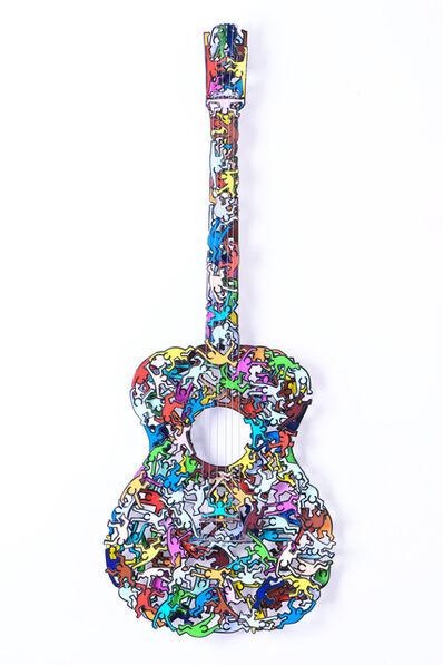 David Kracov, 'Pop Music Guitar ', 2015